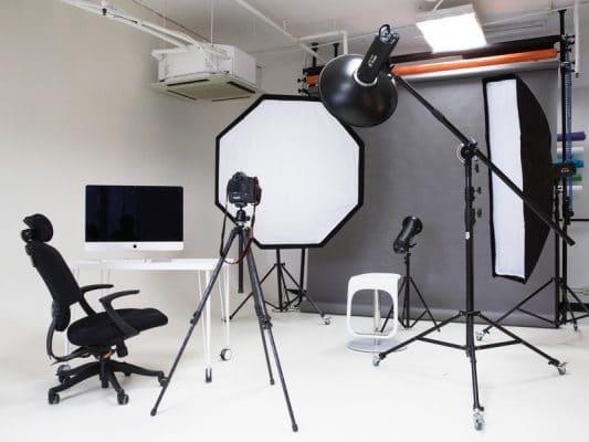 Studiouri foto